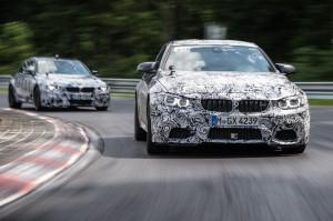 BMW M3/M4 (F80/F82) Nürburgring