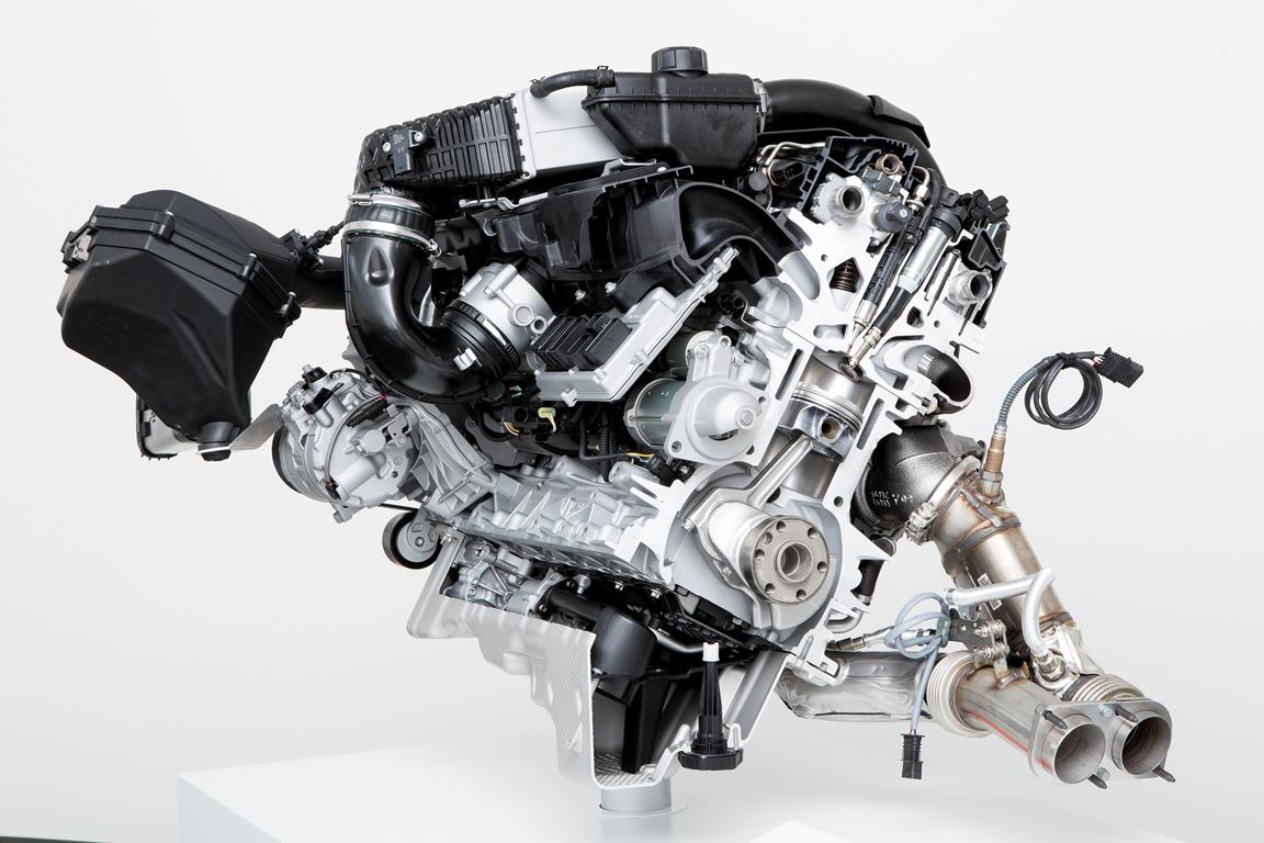 BMW M3/M4 moteur 6 cyl. 3.0L bi-turbo 431 ch/550Nm