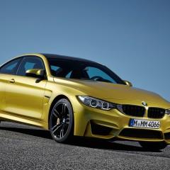 BMW M3 et M4 génération 5