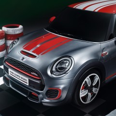 Mini John Cooper Works Concept au Salon de Detroit 2014