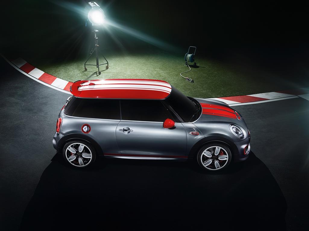 Mini John Cooper Works Concept 2014