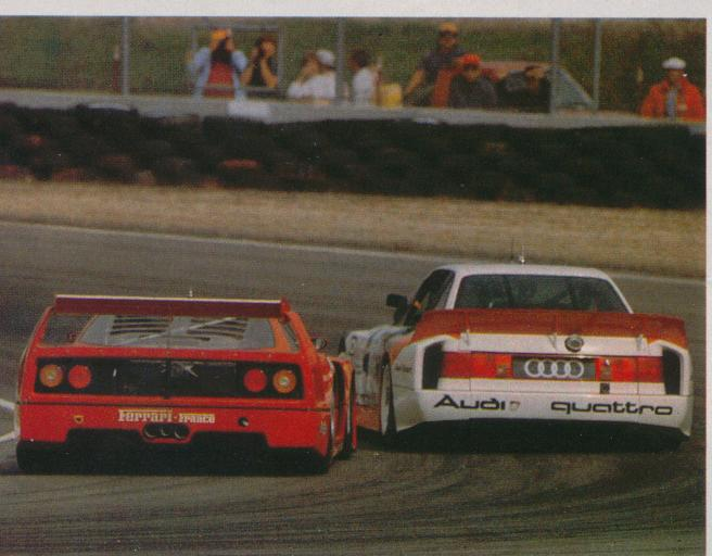 F40 LM IMSA JP. Jabouille Del Mar 1989