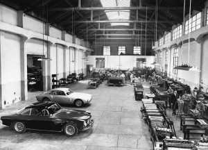 Maserati 100 ans