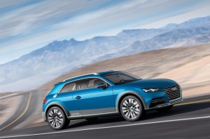 Concept Audi Allroad Shooting Brake