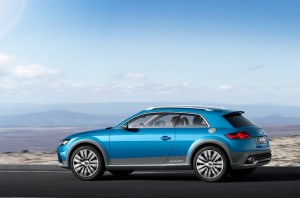 Concept Audi Allroad Shooting Brake