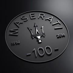 Maserati fête ses 100 ans en 2014