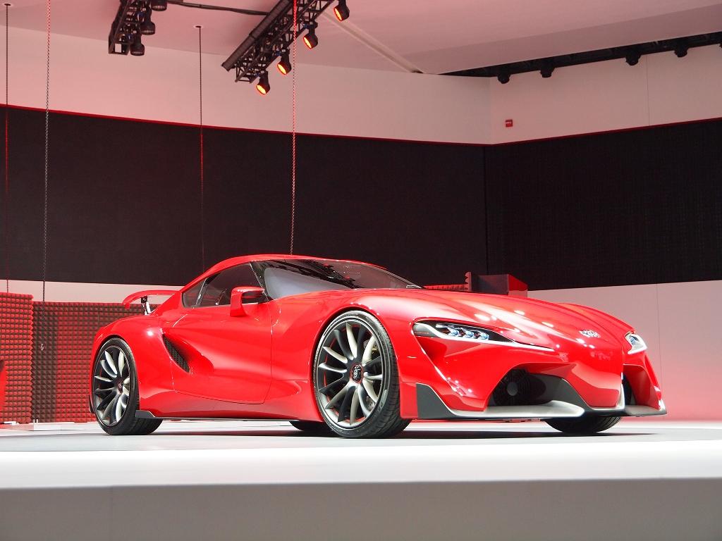Toyota Concept FT-1