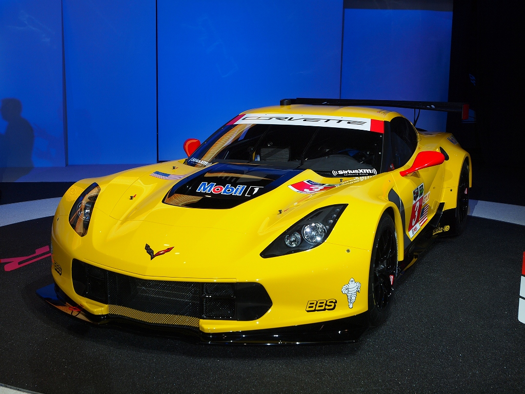 Corvette Stingray C7-R