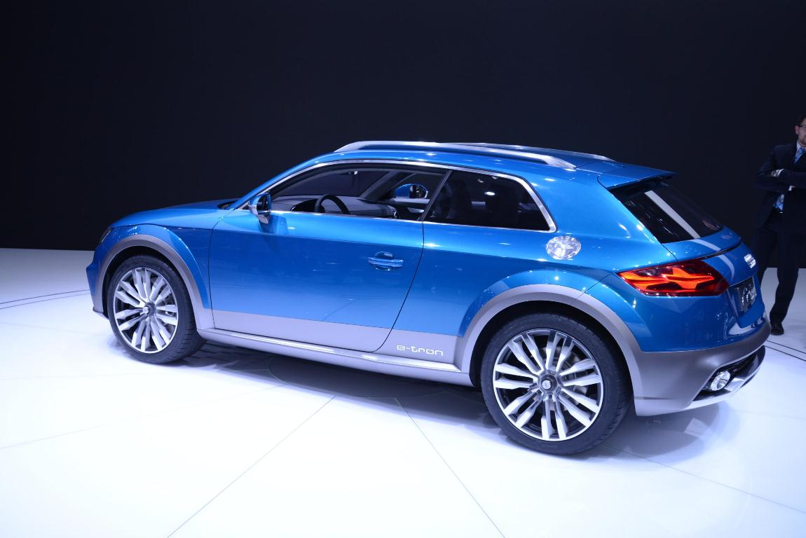 Audi Concept Allroad Shooting Brake