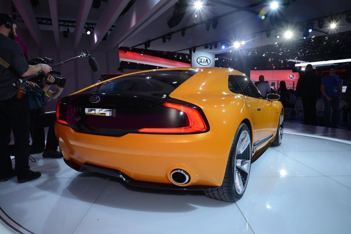 Kia Concept GT4 Stinger