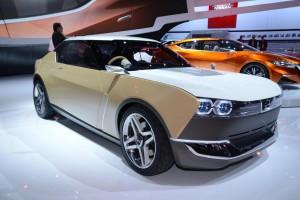 Nissan Concept iDX FreeFlow