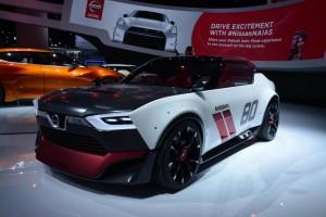 Nissan Concept iDX Nismo