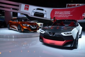 Nissan Sport Sedan Concept et iDX Nismo