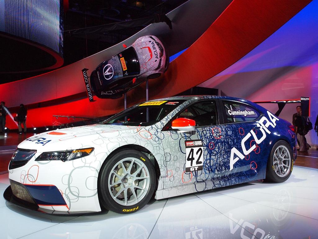 Acura TLX Racing