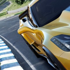 Corvette Stingray C7 Z06 : 625 ch et un pack piste Z07 !