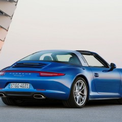 Porsche 911 Targa : retour à l'origine