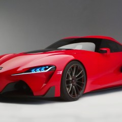 Toyota Concept FT-1 : la future 2000 GT ?