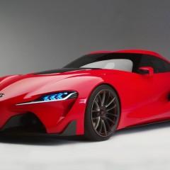 Toyota Concept FT-1 : la future 2000 GT ?
