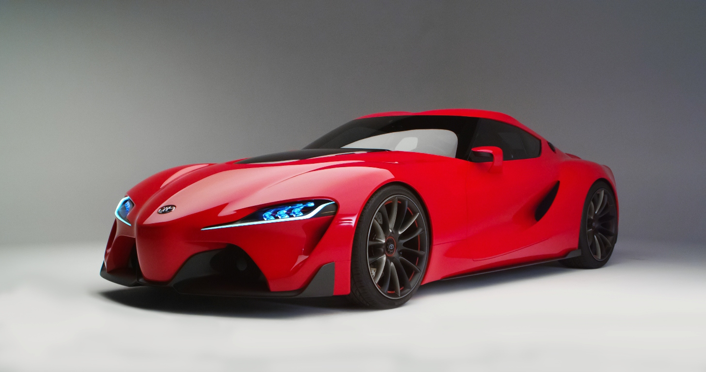 Toyota Concept FT-1