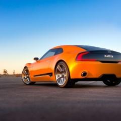 Kia Concept GT4 Stinger : le muscle car sauce coréenne
