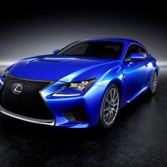 Lexus RC F : Priorité à la vitesse, sans ambiguité