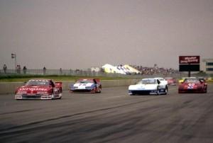 F40 LM IMSA Topeka 1990