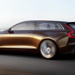 Volvo Concept Estate : troisième élément de la trilogie design au Salon de Genève