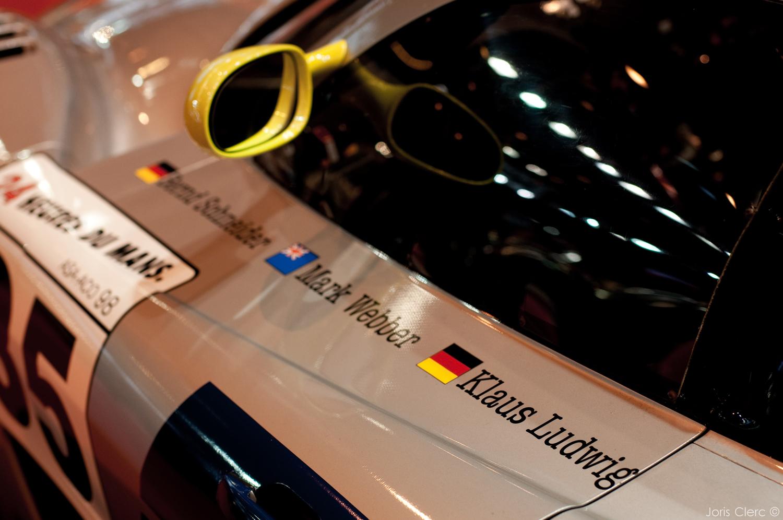 Mercedes CLK GTR-LM