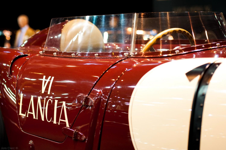 Lancia D24 Pininfarina Competition Barchetta