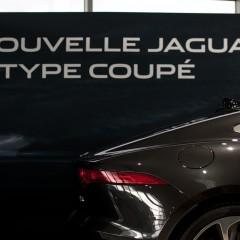 Jaguar F-Type Coupé : revue de détails