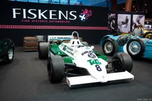 F1 Williams FW07D-16 ex-Alan Jones 1981