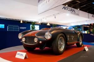 1953 Ferrari 166 MM/53 barquette par Oblin