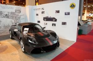 Lotus Exige S V6 Roadster