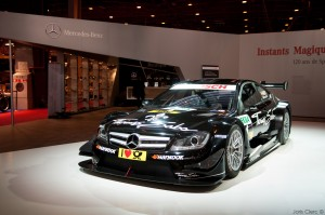 Mercedes C DTM