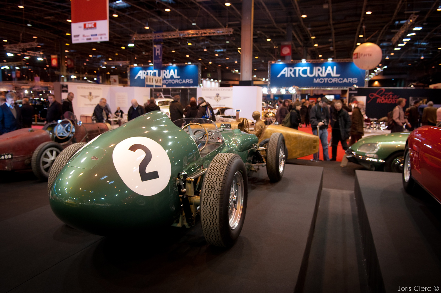 Aston Martin DBR4/4 Grand Prix