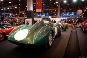 Aston Martin DBR3S