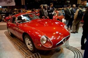 Alfa Romeo Giulia TZ Zagato