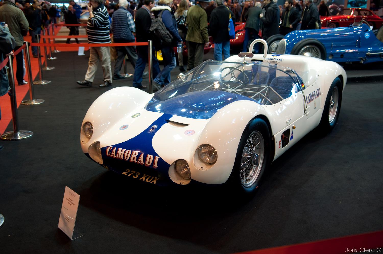 Maserati Tipo 60/61 Birdcage 1959