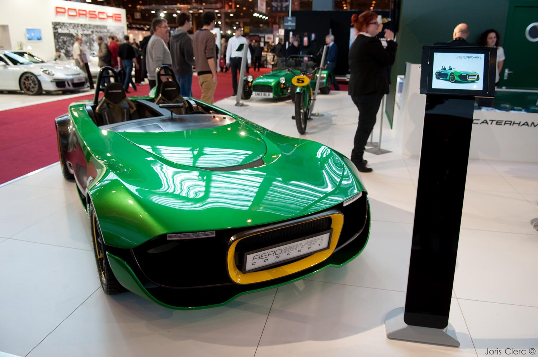 Caterham 7 Aero Concept