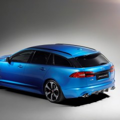 Jaguar XFR-S Sportbrake : break familial plus que break de chasse… mais sport !