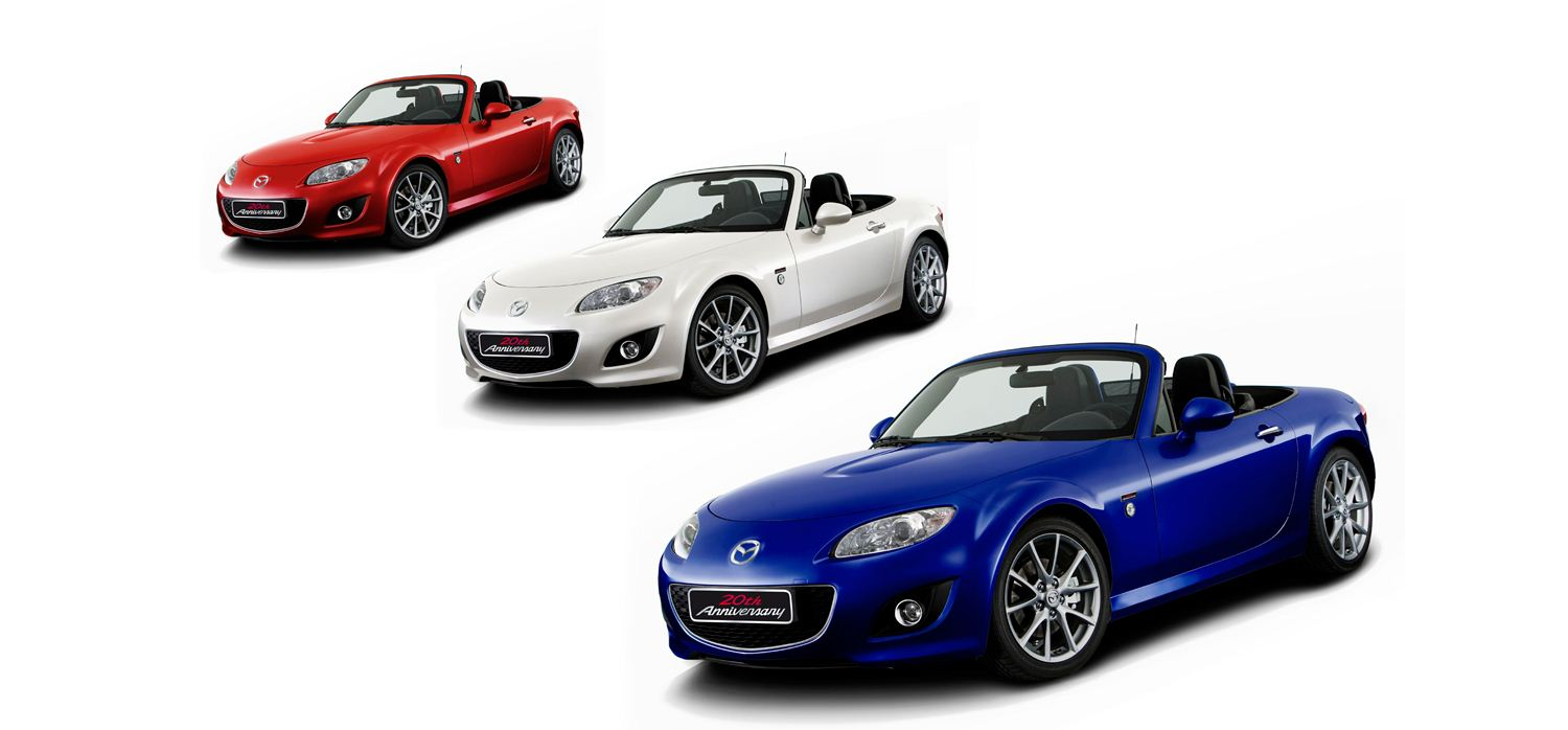 Mazda MX-5 20th anniversary (2009)