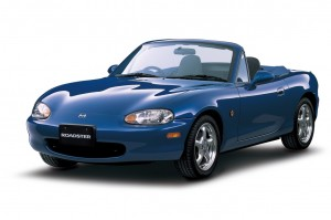 Mazda Miata - MX-5 10th anniversary (1999)