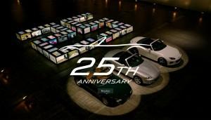 Mazda MX-5 25th anniversary portail web