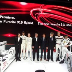 Les 24 Heures du Mans commencent au Salon de Genève !