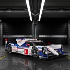Toyota Racing présente son prototype TS040 Hybrid LMP1