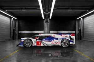 Toyota TS040 Hybrid LMP1 WEC