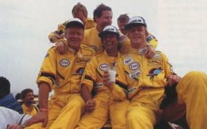 Peugeot Sport Dakar 1988
