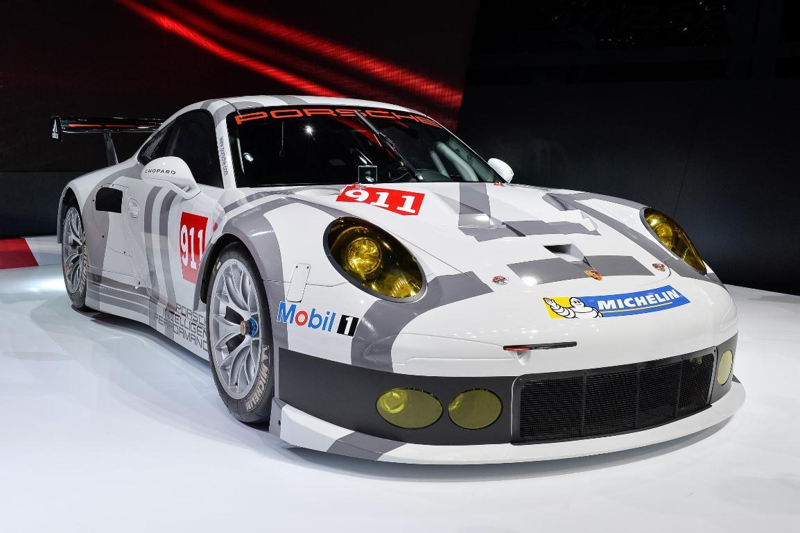 Porsche 24 Heures du Mans - 911 RSR