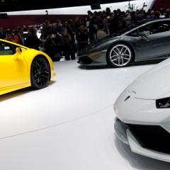 Salon de Genève 2014 : les marques de A à L