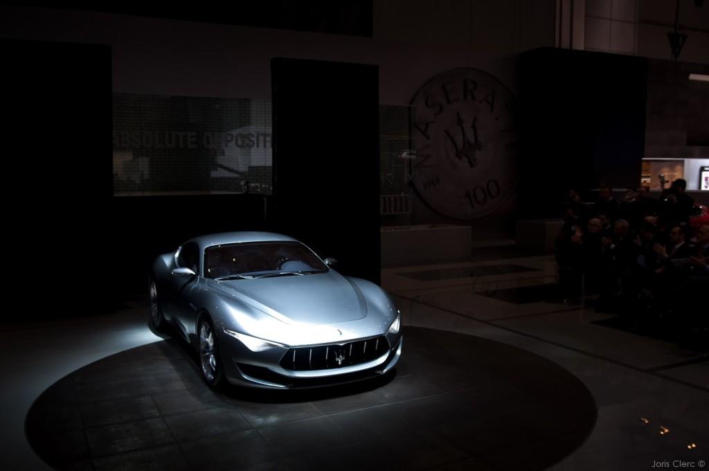 Maserati Alfieri Concept